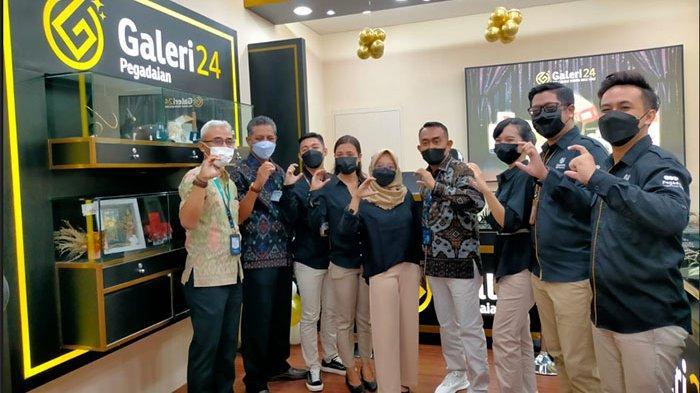 Pegadaian Galeri 24 Hadir Ditengah Warga Denpasar, Permudah Investasi Emas dengan Produk Terjangkau