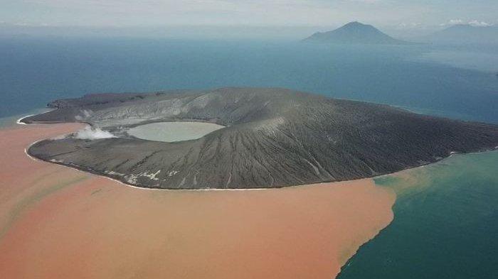 12 Gunung yang Berpotensi Menyebabkan Tsunami di Indonesia Menurut Kementrian ESDM