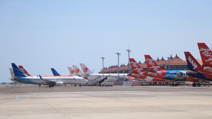 BPS Mencatat Jumlah Penumpang Pesawat Tunjukkan Peningkatan Pasca Relaksasi PSBB