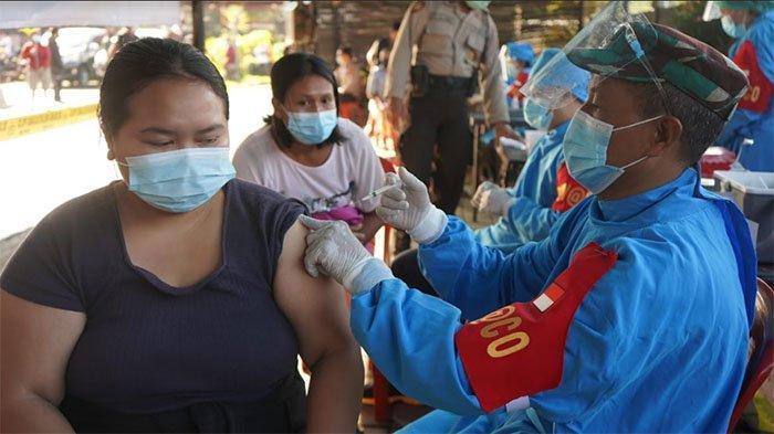Polres Bangli Kembali Gelar Vaksinasi Dosis I dan II, Terbuka untuk Masyarakat Umum