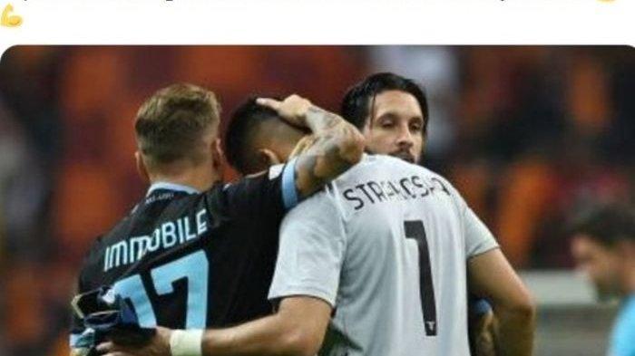 Hasil Lengkap Liga Europa: Lazio Gagal Bawa Poin Penuh, Kiper Thomas Strakosha Cetak Gol Bunuh Diri