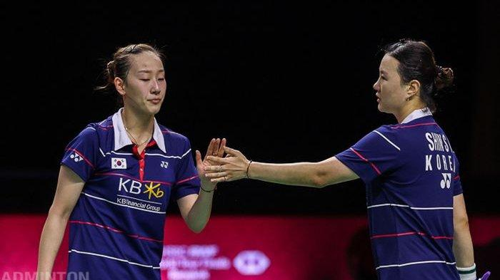 Lee/Shin Kunci Gelar Juara BWF World Tour Finals