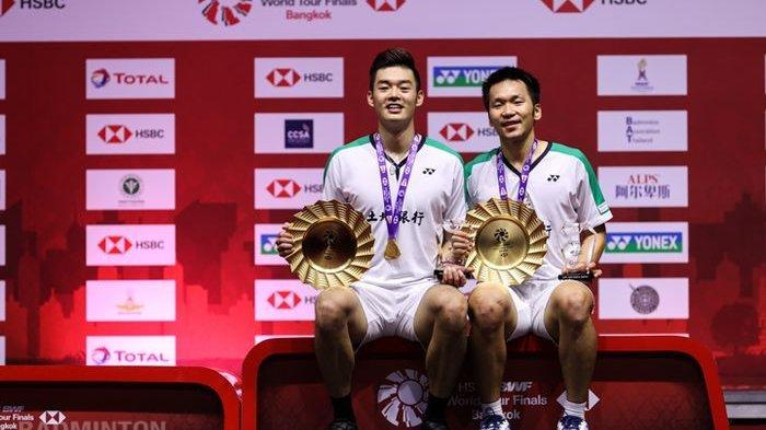 Indonesia Tanpa Gelar, Berikut Hasil Lengkap Final BWF World Tour Finals 2020