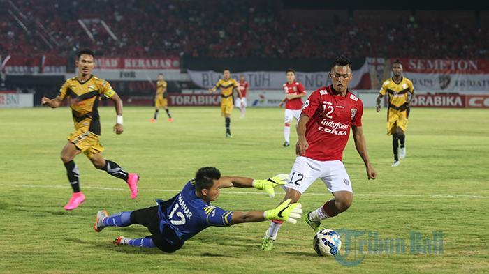 Lerby Siap Bawa Bali United Menang di Dua Laga Sisa