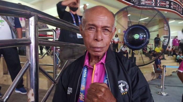 Profil Atlet Legendaris Papua, Levi Rumbewas