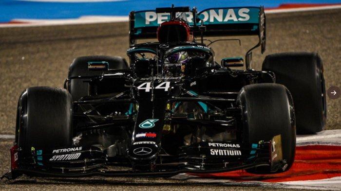 Hasil Kualifikasi F1 GP Emilia Romagna 2021, Hamilton Pole Position ke-99 Selama Karirnya