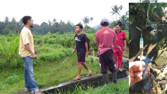 Resah Sejak 2010, Pembuang Sampah Medis di Desa Abang Belum Terungkap, 3 Orang Korban, 1 Tewas