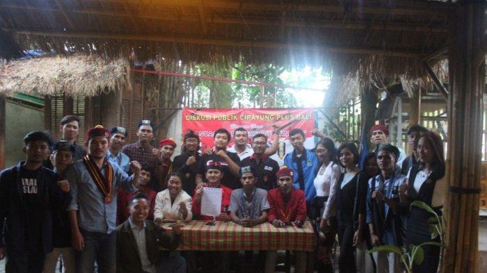 Peringati Hari Kelahiran Pancasila, Cipayung Plus Bali Gelar Diskusi Publik