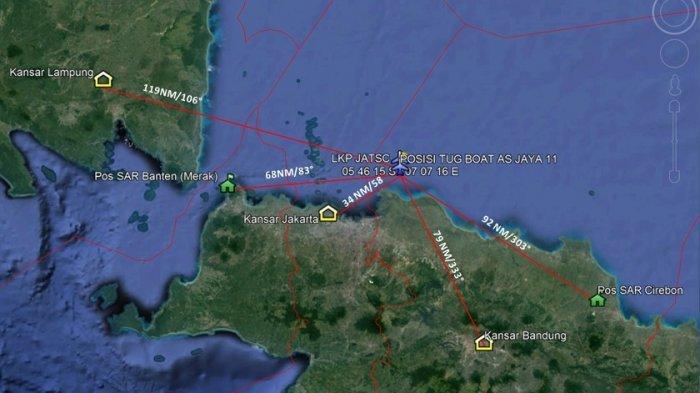BREAKING NEWS: Pesawat Lion Air Tujuan Jakarta-Pangkal Pinang Dikabarkan Jatuh Pagi Ini