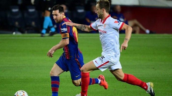 Jadwal Babak 16 Besar Liga Champions, Barcelona Vs PSG, Ivan Rakitic: Barcelona Akan Singkirkan PSG