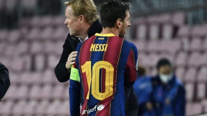 Barcelona vs PSG, Koeman Sebut Lawannya Habiskan Banyak Uang untuk Raih Gelar Bergengsi