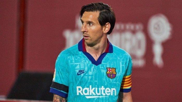 Usai Cukur Jenggot, Lionel Messi Disebut Mirip Legenda Manchester United Gary Neville