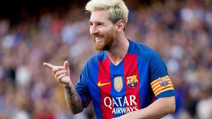 Dianggap Berpengaruh, Messi Dapat Penghargaan Balon Educativo de Scholas dari Paus Fransiskus