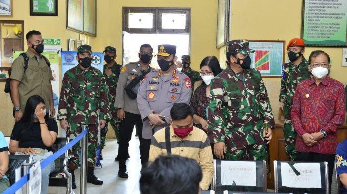 Sanur Zona Hijau di Bali Dapat Atensi Panglima TNI dan Kapolri, Persiapan Wisata Aman Covid-19