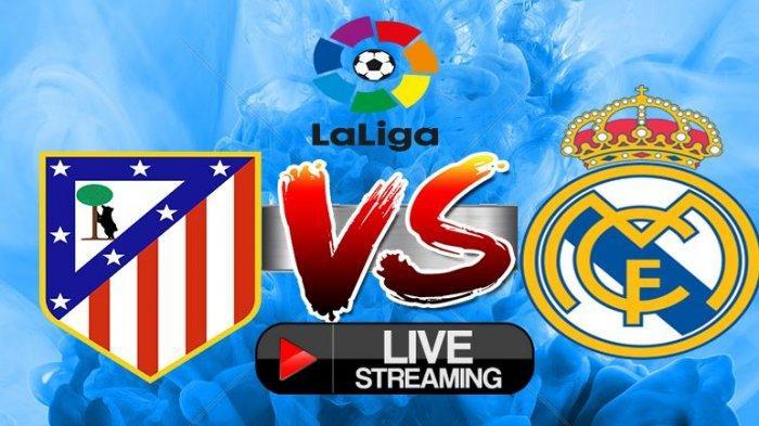 Live Streaming Atletico Madrid vs Real Madrid, Sejarah Mencatat Ini, 'Harus Terima Diejek di Kantor'