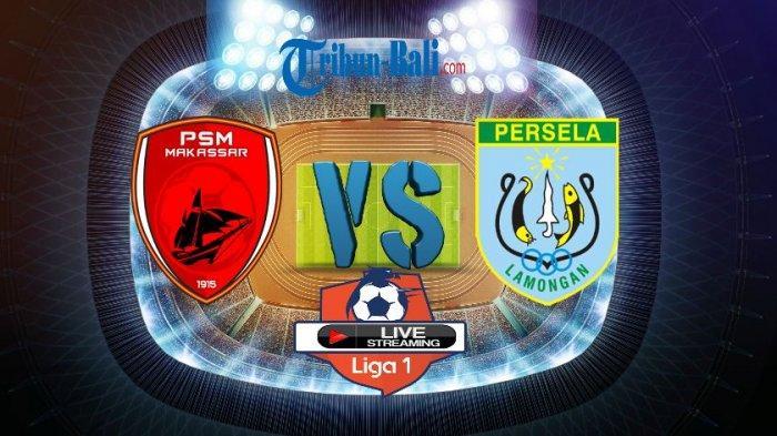 Live Streaming PSM Makassar vs Persela di Liga 1 2019, Bisa Nonton di Smartphone