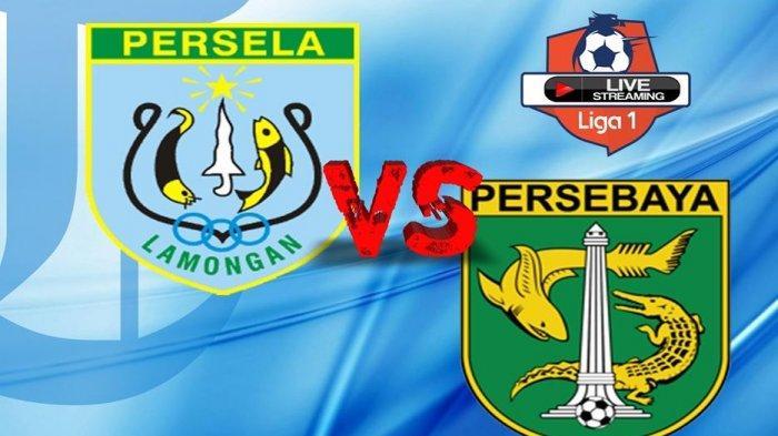 SEDANG BERLANGSUNG Live Streaming TV Online Vidio.com Persela Lamongan vs Persebaya Surabaya