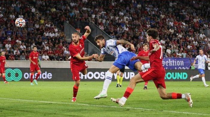 Hasil Pramusim Liverpool Vs Hertha Berlin: Ada 7 Gol, The Reds Kalah dari Klub Bawah Bundesliga