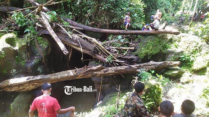 UPDATE Pencarian Komang Ayu Hari Keempat, Mulai di Goa Gajah Gianyar, Sekitar 1 Km Lebih dari TKP