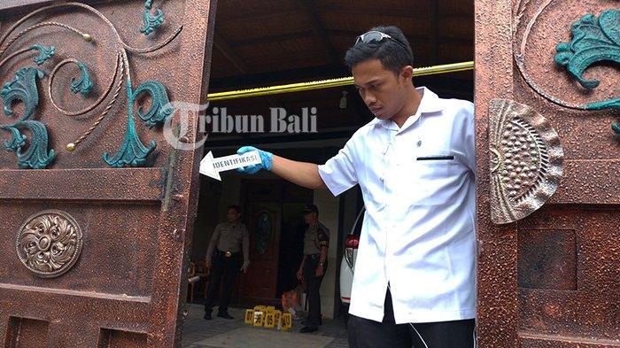 Breaking News: Perampokan Rumah di Jalan Badak Agung Denpasar, Sopir Dibekap & Kain Terikat di Leher