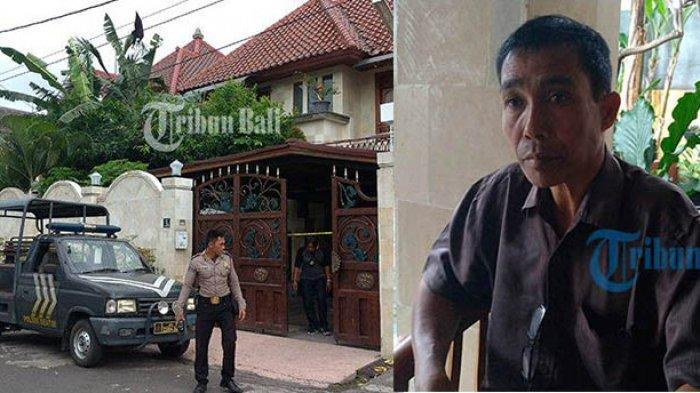Ketut Waridana Dicekik & Dibekap Perampok di Rumah Mewah Denpasar,Pelaku Bawa Fortuner Putih