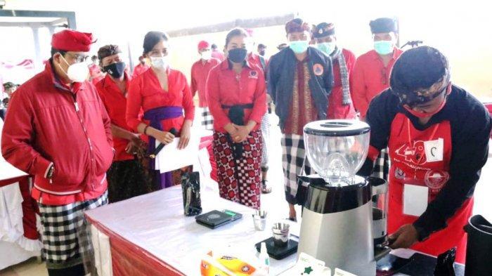 Bupati Sanjaya Ingin Barista Kopi Tabanan Bali Semakin Terampil dan Profesional