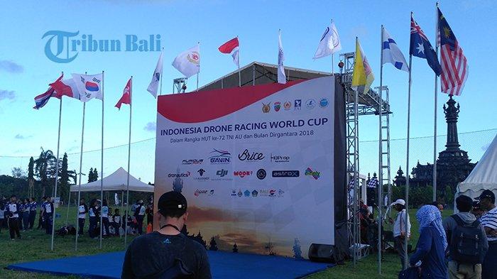 Indonesia Drone Racing World Cup 2018 Jadi yang Pertama di Indonesia dan Diikuti 8 Negara