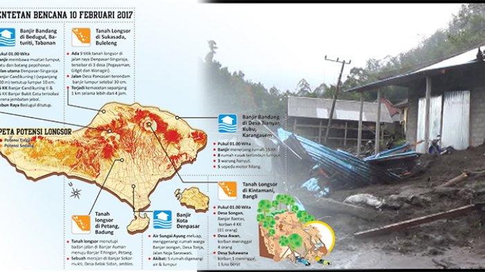 Korban Longsor di Desa Songan Bangli Pertanyakan Janji Pemerintah untuk Relokasi, Ini Tanggapan BPBD