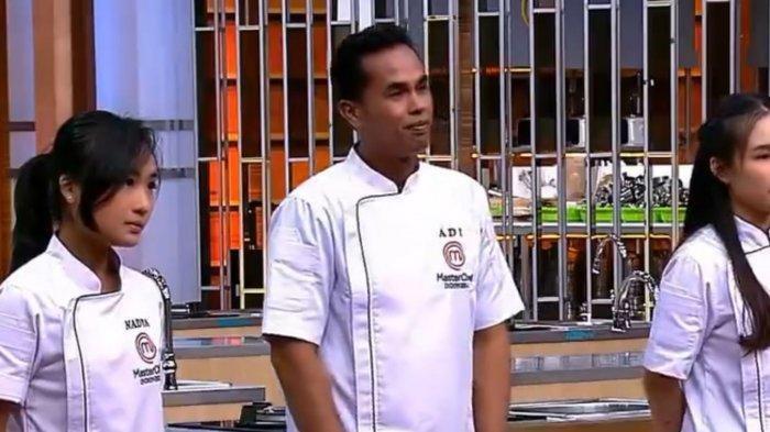 Lord Adi Pulang, Ini Ucapan Menyentuh untuk Nadya di MasterChef Season 8