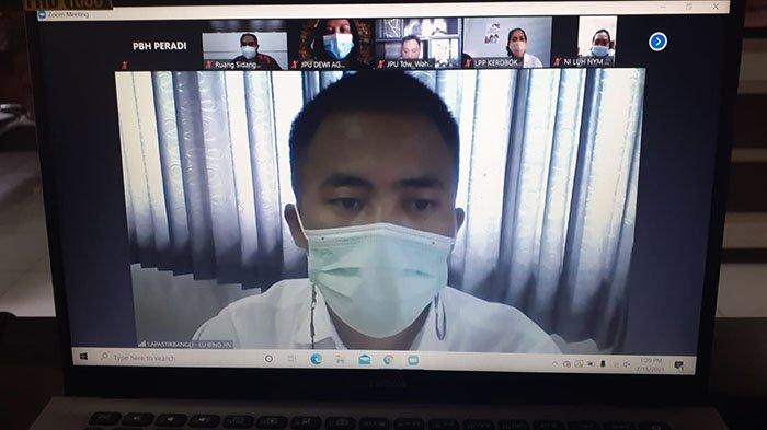 Kontrol Bisnis Narkotik dari Balik Jeruji Besi, Lu Bin Jin Minta Keringanan Saat Dituntut 18 Tahun