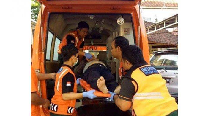 Kondisi Korban Kecelakaan di Jalan Cargo Denpasar yang Tergeletak Ditutup Kardus, Begini Kata Polisi
