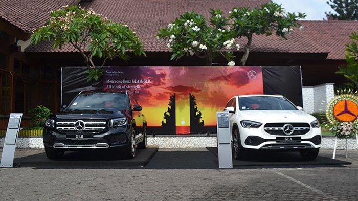 Luncurkan SUV Mewah Terbaru, Mercedes-Benz GLA dan GLB Diperkenalkan di Bali