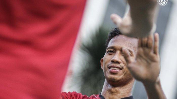 Pemain Inti Bali United Asal Makassar Cedera Jelang Lawan PSM Makassar