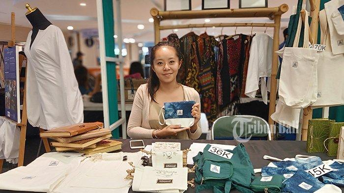 Made Juni Bantu Usaha Handmade Dikenal Pasar, Nisunyaswari Wadahi Perempuan Berkarya
