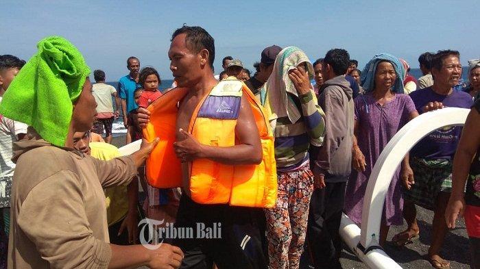 Istri Curiga Siki Telat Pulang Dua Jam, Perahu Tenggelam Saat Bawa Banyak Tangkapan