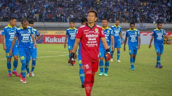 Kiper Persib Bandung asal Bali I Made Wirawan Antusias Mengikuti Latihan Perdana