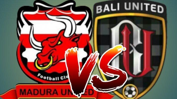 Bali United vs Madura United, Tim Tamu Akan Mempermalukan Serdadu Tridatu di Stadion Dipta