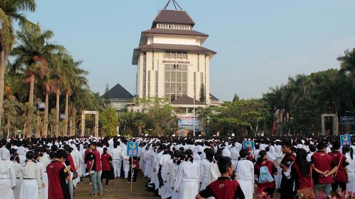 10 PTN Penerima Mahasiswa Baru Terbanyak Lewat SBMPTN 2021, Universitas Brawijaya di Urutan Puncak