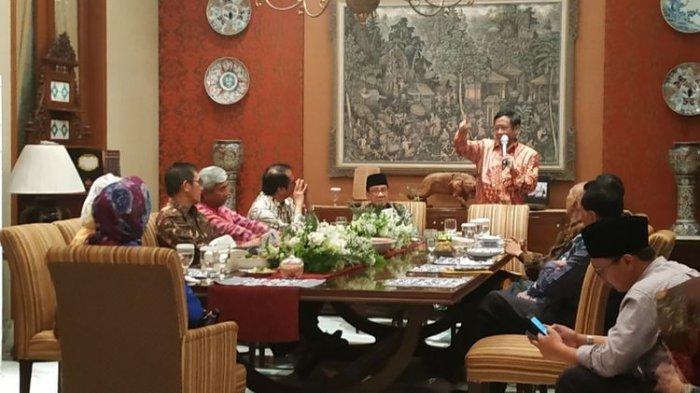 Cerita Mahfud MD yang Kena PHP sejak Era SBY hingga Jokowi, Harapan Jadi Wakil Presiden Pupus