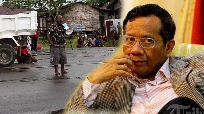 Mahfud MD Sebut Wakil Bupati Nduga Punya Manuver di Balik Langkah 'Tak Biasa' Mundur dari Jabatan