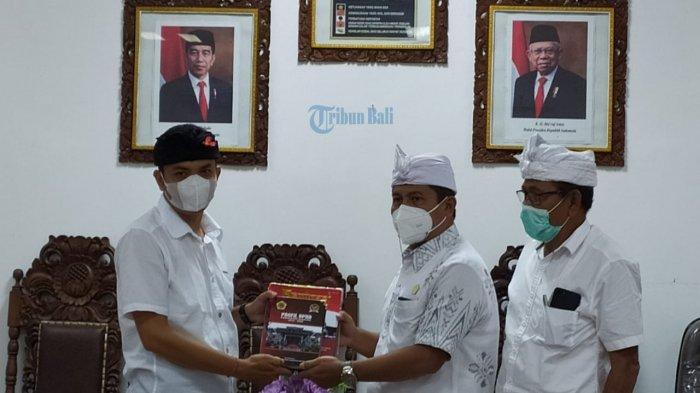 Maksimalkan Strategi Publikasi, DPRD Buleleng Kunjungi DPRD Bali dan Gianyar