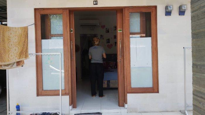 Maling Misterius Masuk Kos Putri di Jalan Nusa Kambangan Denpasar Saat Korban Sedang Mandi