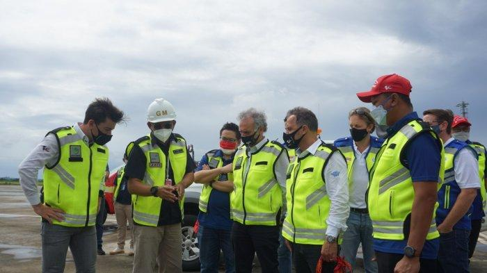 MotoGP Akan Digelar di Mandalika NTB, Dorna Sports Cek Kesiapan Fasilitas Bandara Lombok