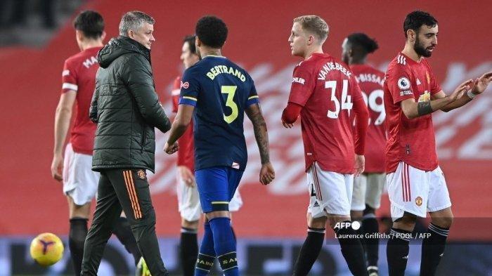 Menilik Strategi Baru Manchester United Racikan Solskjaer di Liga Inggris 2021-2022, Formasi 4-3-3?