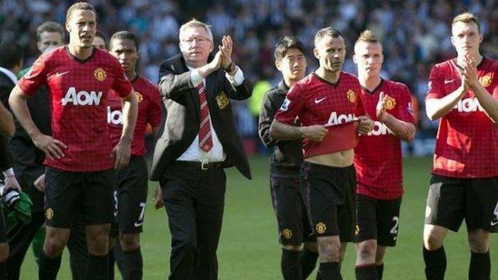 Man United Vs AS Roma Dini Hari Ini, Sir Alex Ferguson Ungkap Keberanian Sejati Spalletti