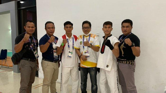Petarung Bali Rudi Lolos Final Usai Menang Telak 3-0, Enam Petarung Siap Berjuang di Semifinal