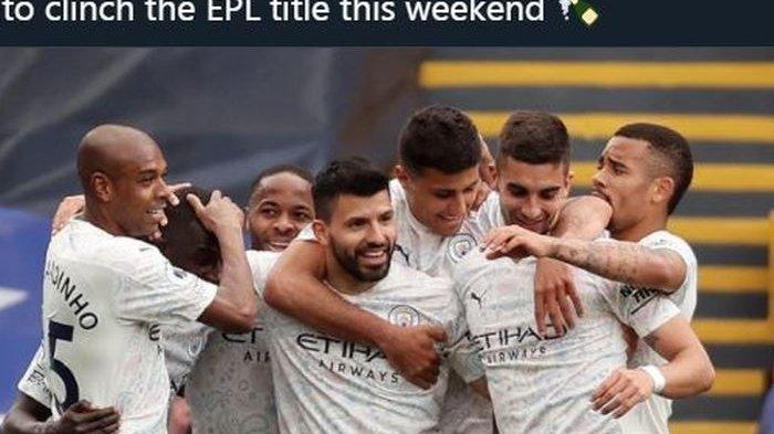 Hasil Man City Vs Crystal Palace, The Citizen Menang, Selangkah Lagi Raih Gelar Juara