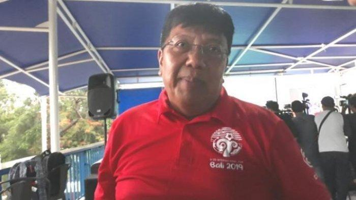 Peduli Penderita Covid-19, Eks Direktur Persija Jakarta Gede Widiade Sediakan Ratusan Tabung Oksigen