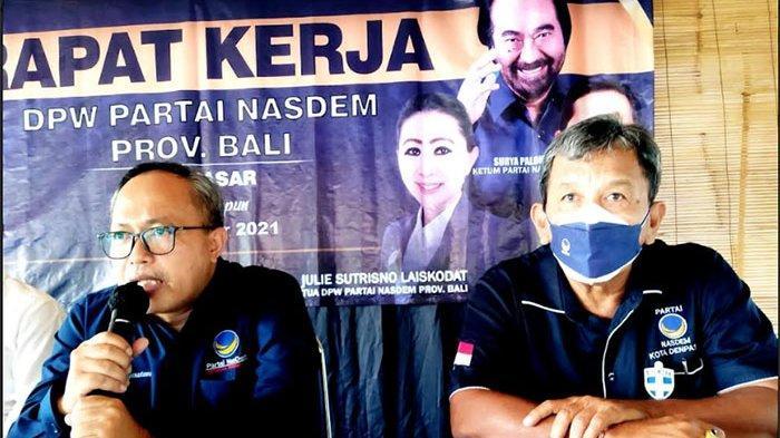 Dapat Tugas Khusus dari Surya Paloh, Gus Oka Kembali Aktif di NasDem Bali