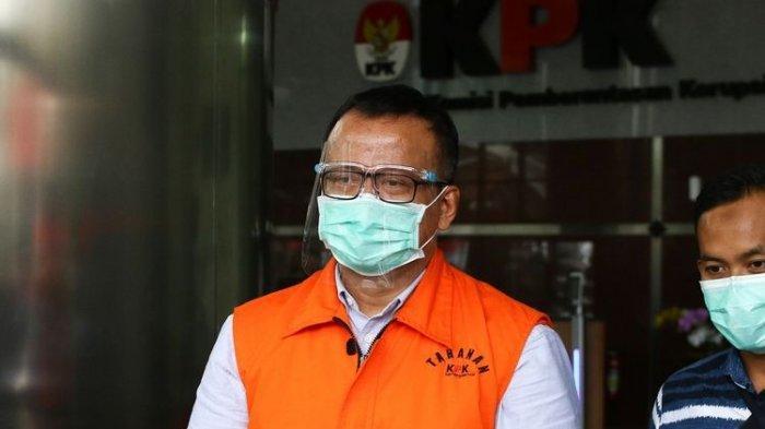 Mantan Menteri KP Edhy Prabowo Didakwa Terima Uang Suap Rp 25,75 Miliar dari Eksportir Benih Benur